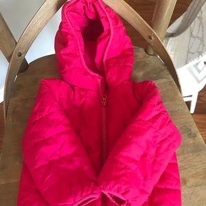 Baby Gap puffer jacket